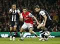 Arsenal-Newcastle 2-1