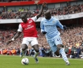 Arsenal-Man City 1-0